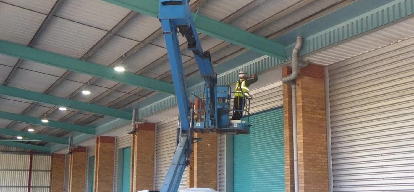 commercial pest control hoist